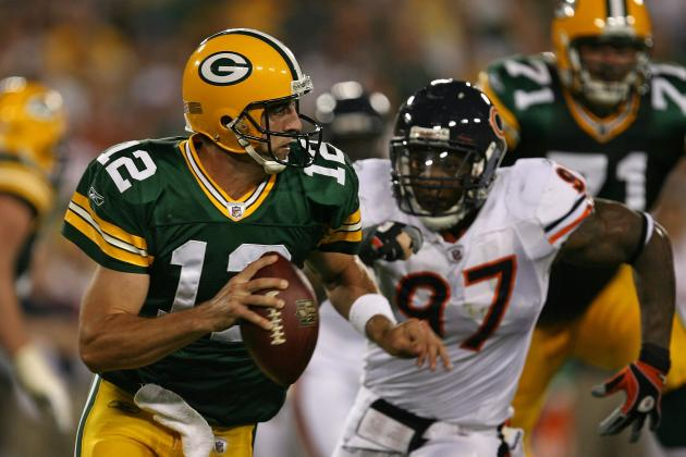 Aaron Rodgers Truly Excels When Playing the Chicago Bears