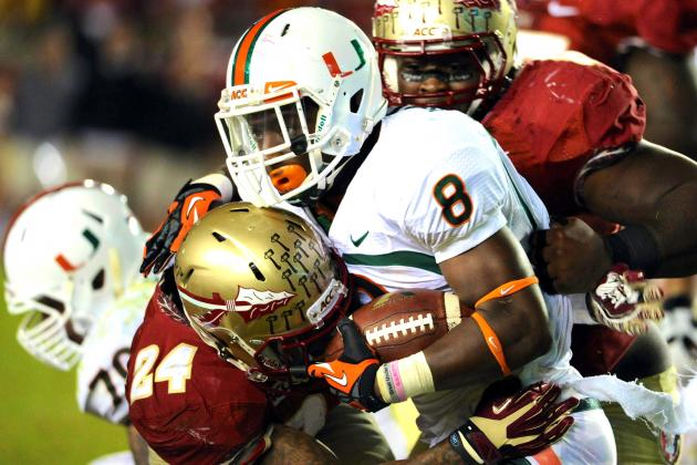 Duke Johnson Injury: Updates on Miami RB's Ankle