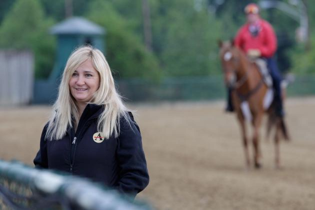 Breeders' Cup Classic 2013 Winner: Kathy Ritvo Makes Breeders' Cup History