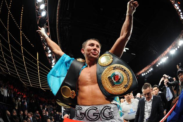 Is Sergio Martinez Next for Gennady Golovkin After TKO Win over Curtis Stevens?