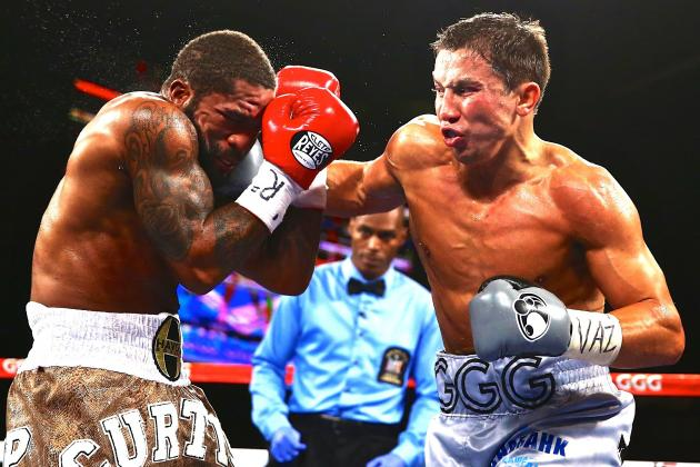 Golovkin vs. Stevens: Winner, Scorecard and Analysis