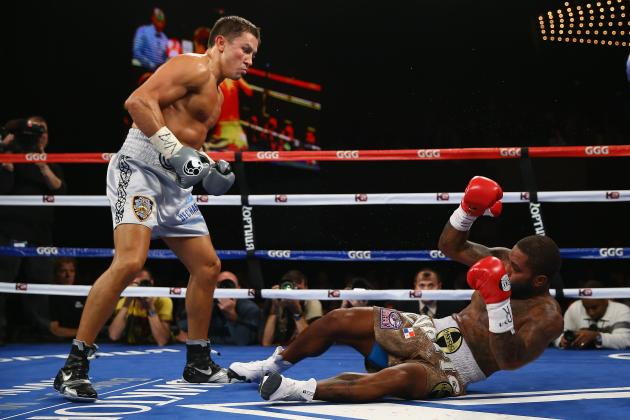 Golovkin vs. Stevens: Is GGG Really This Good?