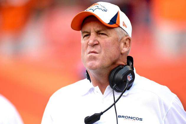 Denver Broncos Coach John Fox Released from Hospital After Heart Valve Surgery