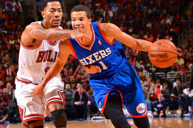 Michael Carter-Williams Defying All Expectations as 76ers Start 3-0