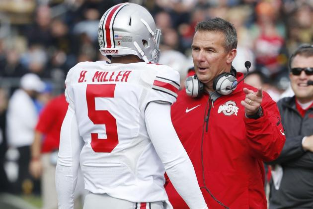 BCS Rankings Predictions 2013: How Ohio State's Blowout Win Will Impact Rankings