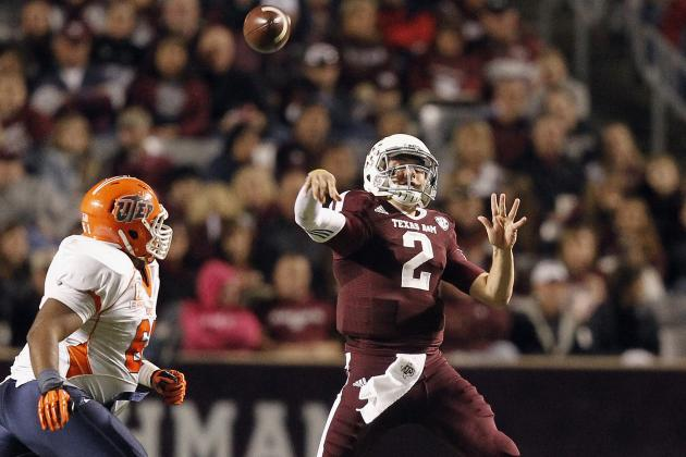 November Won Johnny Manziel the 2012 Heisman, and It Can Again in 2013