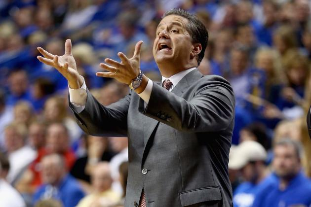 John Calipari Faces His Greatest Challenge Yet at Kentucky: Way Too Much Talent