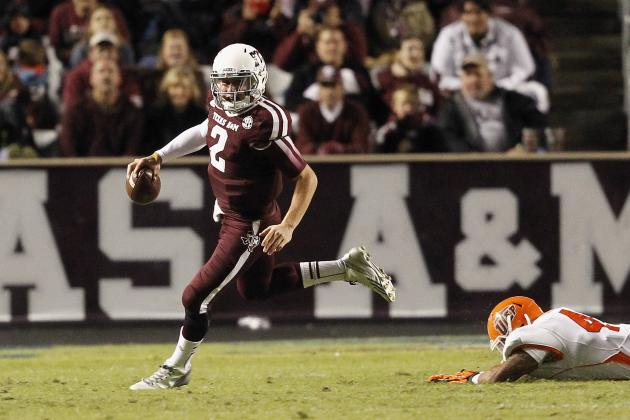 Johnny Manziel's Updated 2013 Heisman Outlook After Win over UTEP