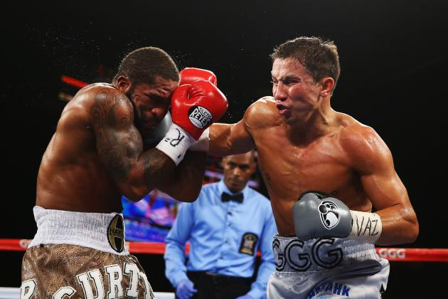 Gennady Golovkin Stops Curtis Stevens After the Eighth in an Absolute War at MSG
