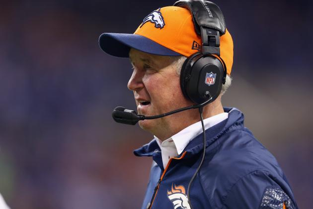 Denver Broncos: How Will Denver Handle John Fox's Absence?