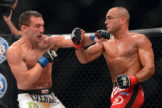 Eddie Alvarez, Michael Chandler Put Bellator on Their Shoulders (Again)