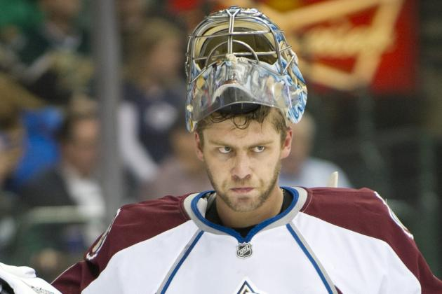 Dater: Avs Made Right Decision to Let Semyon Varlamov Travel, Play