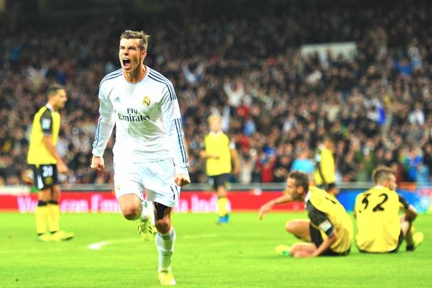 Gareth Bale Shows True Colours in Prolific Week for Real Madrid