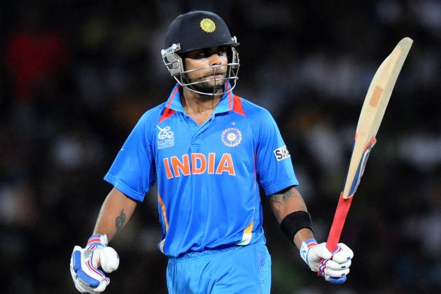 Kohli Becomes Number-One Ranked ODI Batsman