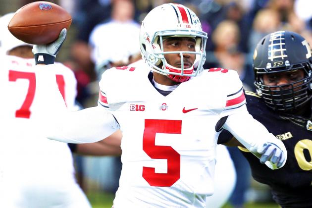 Ohio State vs. Purdue: Has Braxton Miller Played His Way Back into Heisman Race?