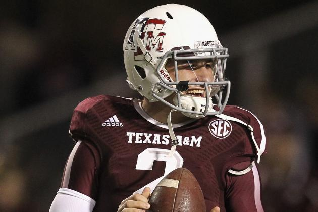 Why Texas A&M Will Be a BCS Lock If Aggies Win Out