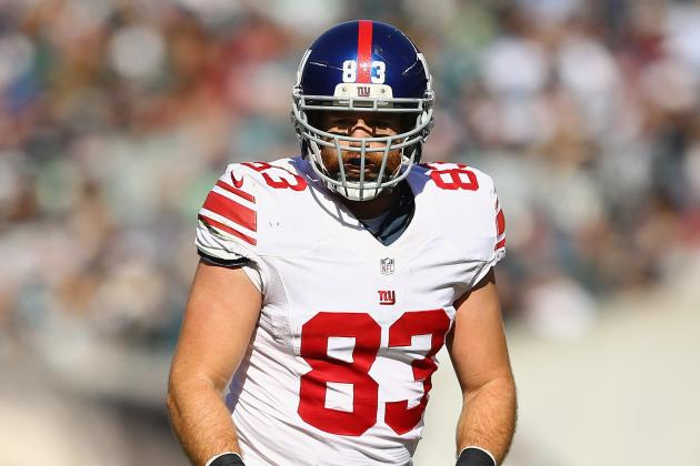 Giants Tight Ends Coach Says Brandon Myers Has Been Solid, If Unspectacular