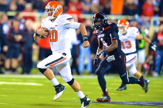 Win over Texas Tech Shows Why Oklahoma State Was Projected to Win the Big 12
