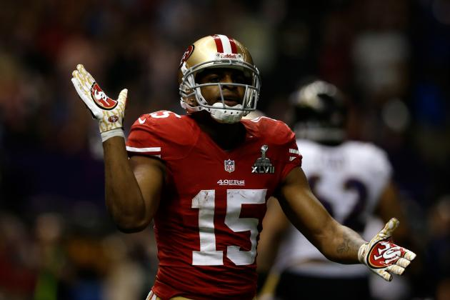 49ers to Activate Manningham; Crabtree Ahead of Schedule