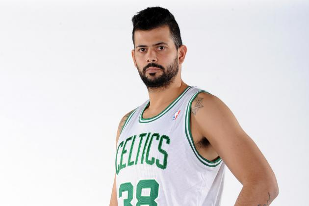 Boston Celtics: Is Vitor Faverani the Future Center of the Boston Celtics?