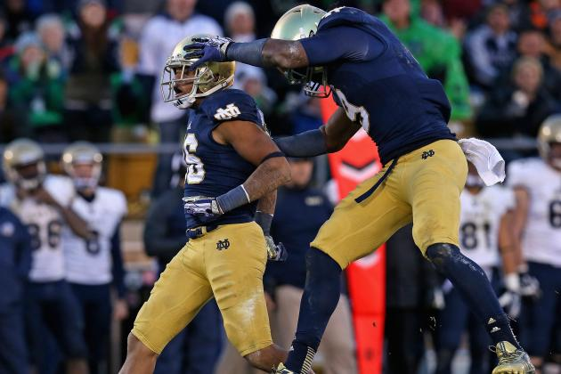 Nothing Ever Simple for Notre Dame