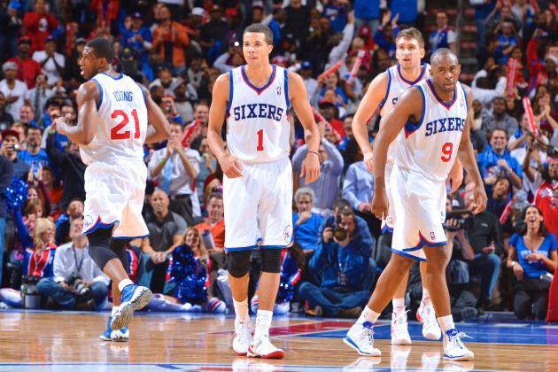 Hot Start Aside, Philadelphia 76ers Remain Among NBA's Basement Dwellers