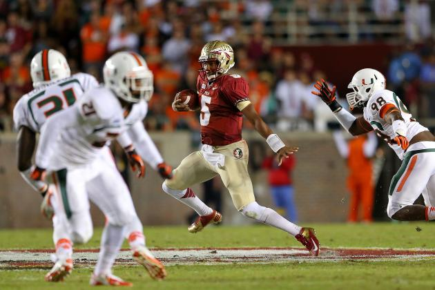 Jameis Winston, Florida State Prove They Can Deal with Adversity vs. Miami