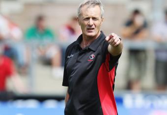 Coach Kieran Crowley wants improvement from Canada.