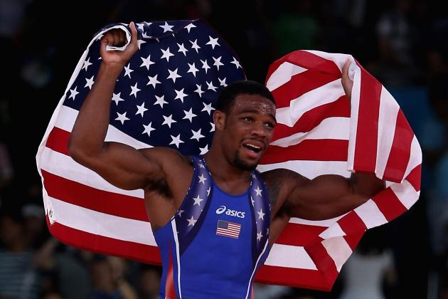 Jordan Burroughs Will Not Bring Olympic Gold Medal-Winning Wrestling to MMA