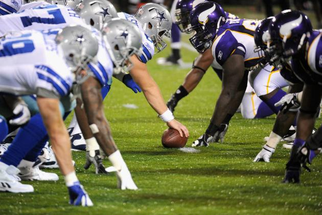 Dallas Cowboys Vs Vikings