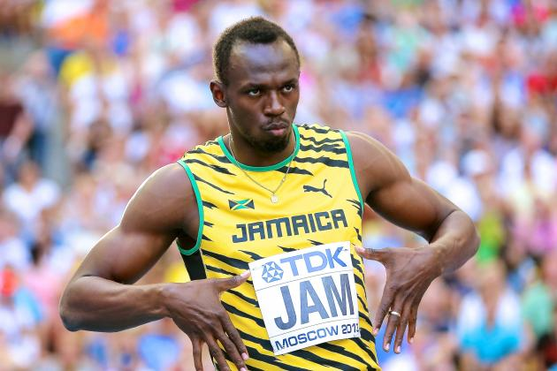Usain Bolt Claims He Ate 1,000 Chicken McNuggets at 2008 Olympics