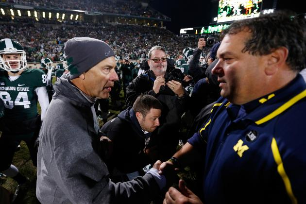 Michigan Can't Take Next Step as Long as Brady Hoke Is Coaching Scared