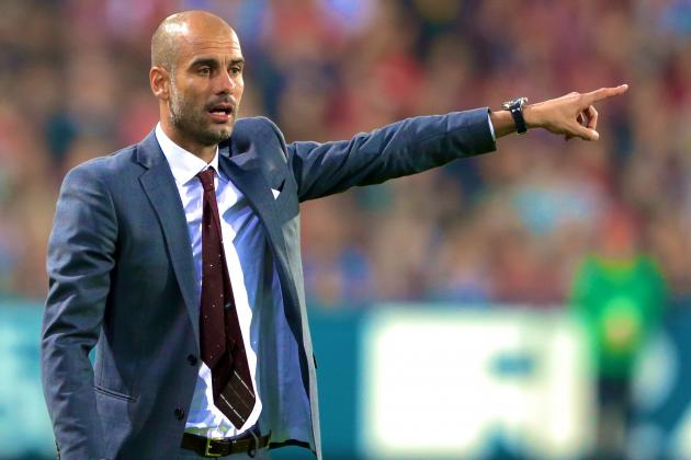Roma, Fiorentina and Bayern Integral Parts of Football's 4-3-3 Revolution