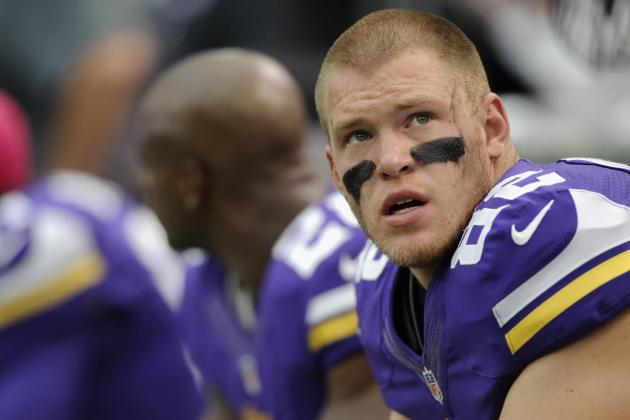 Kyle Rudolph Injury: Updates on Vikings TE's Foot, Likely Return Date