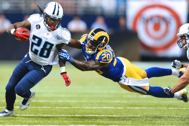 Titans vs. Rams: Live Score, Highlights and Analysis