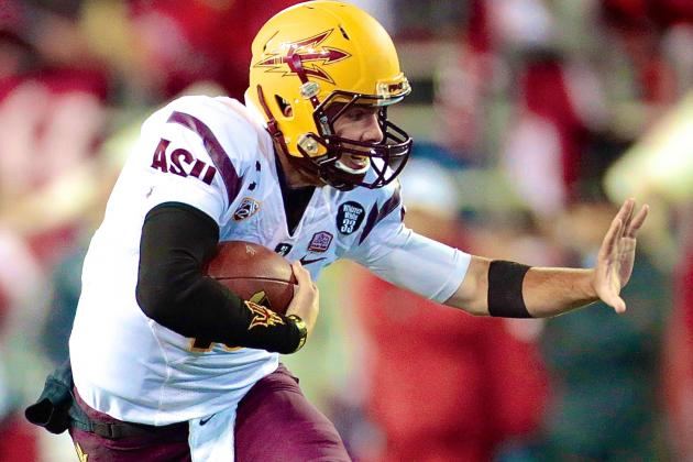 Pac-12 Conference Football: What We Learned in Week 10