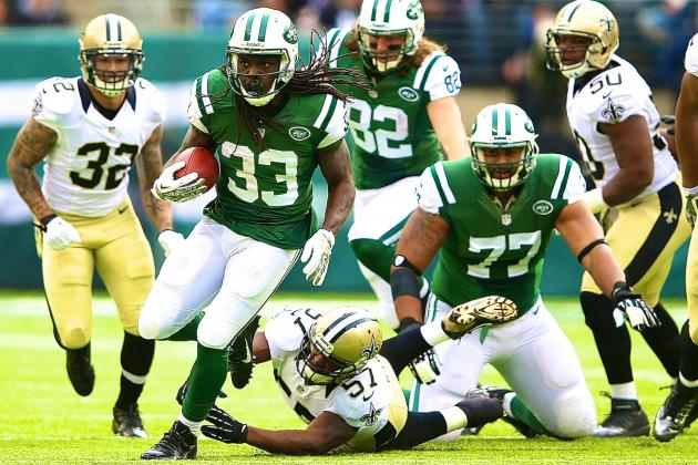 Saints vs. Jets: Live Score, Analysis and Updates for New Orleans