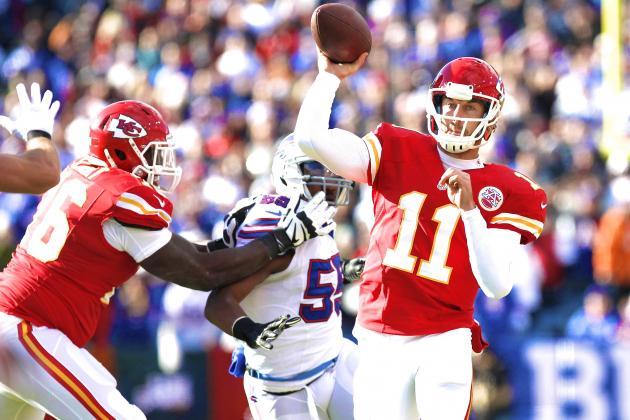 Chiefs vs. Bills: Score, Grades and Analysis