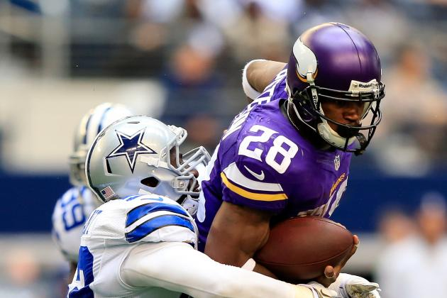 Cowboys vs. Vikings: Live Grades and Analysis for Minnesota