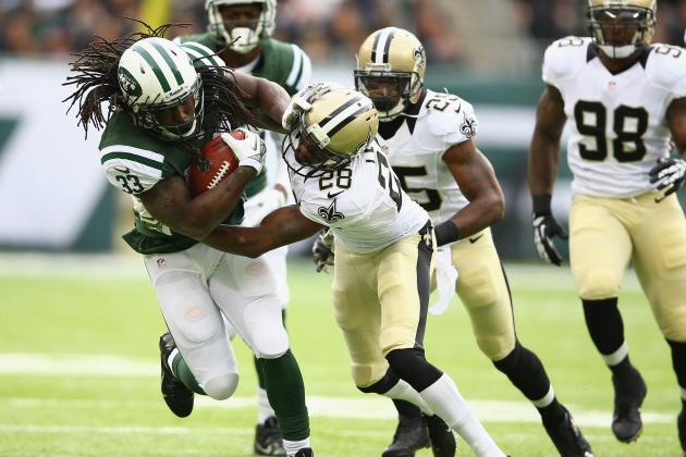 New Orleans Saints vs. New York Jets: Score, Grades and Analysis