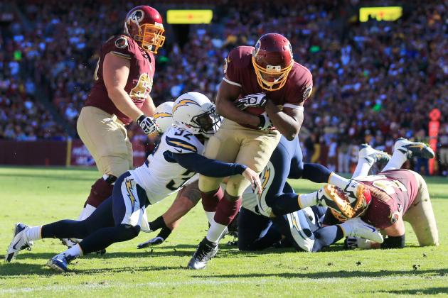 Redskins vs. Chargers: Final Grades and Analysis for Washington