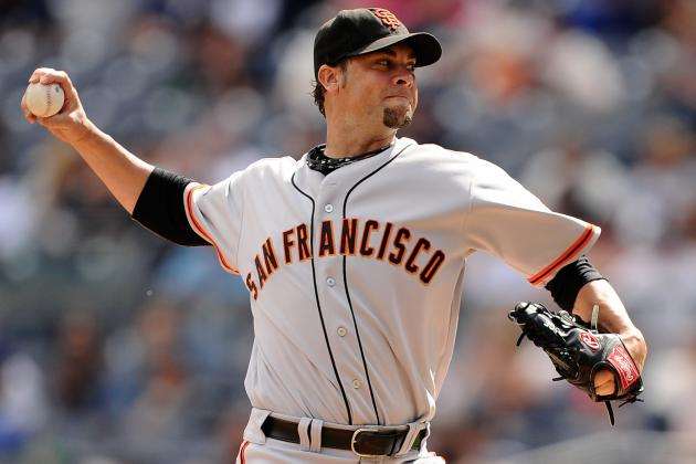 Giants Negotiating to Bring Back Vogelsong
