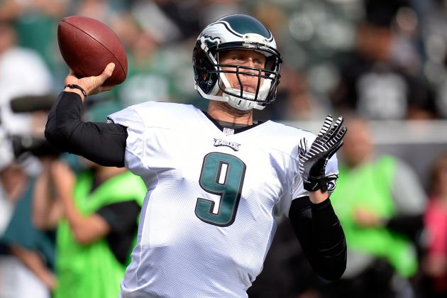Nick Foles' Instant Fantasy Reaction After Week 9