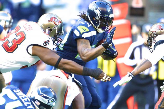 Tampa Bay Buccaneers vs. Seattle Seahawks: Live Score, Highlights and Analysis