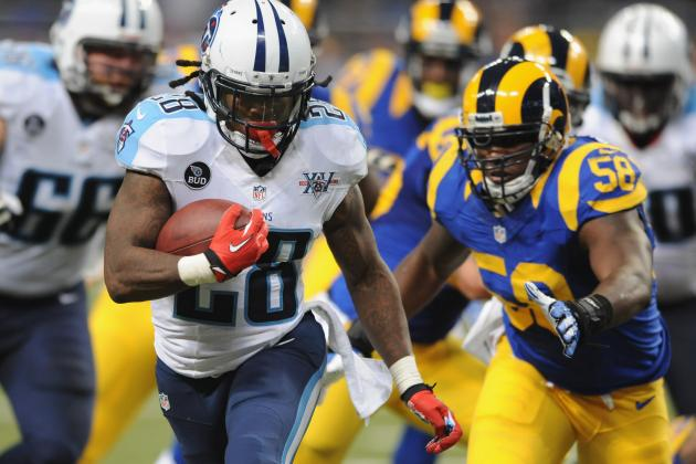Tennessee Titans: How Chris Johnson Got His Groove Back in Week 9