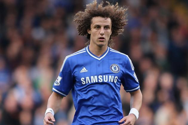 Celebrating David Luiz, the Most Technically Gifted Defender in World Football