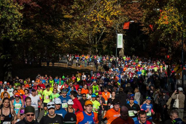 New York Marathon Results 2013: Best American Finishers from Annual Event