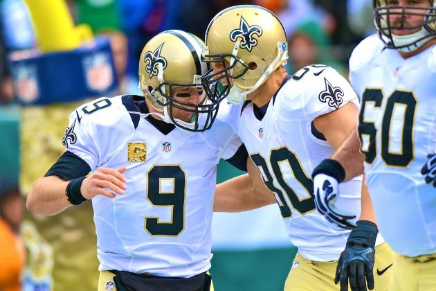 Jimmy Graham's Instant Fantasy Reaction After Week 9