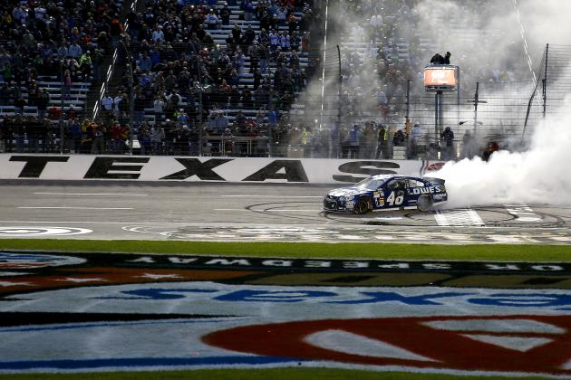 NASCAR at Texas 500 2013: Live Results, Updates and Analysis
