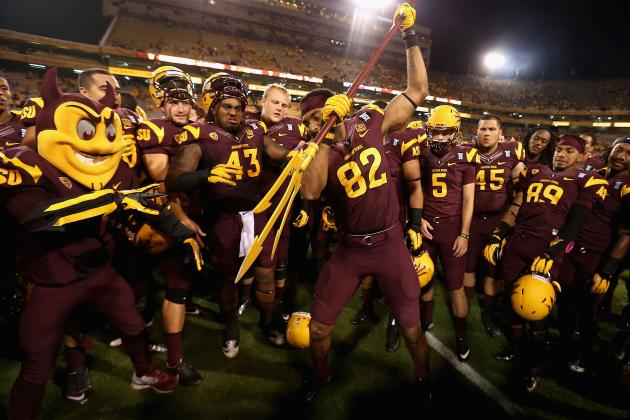 Arizona State Football: Sun Devils' Most Likely Bowl Opponents